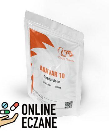 Anavar 10 mg satın al online eczane
